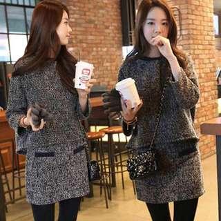 Korean Style 2piece Dress