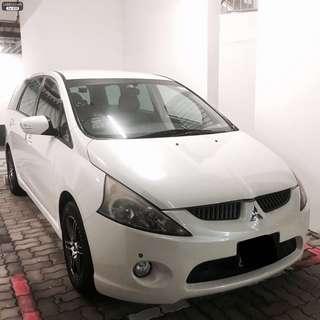 Mitsubishi Grandis Auto 2.4