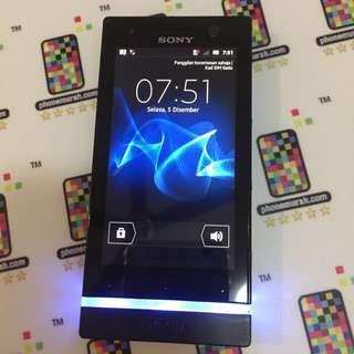 Sony Xperia U 😎👏🏻⚡️