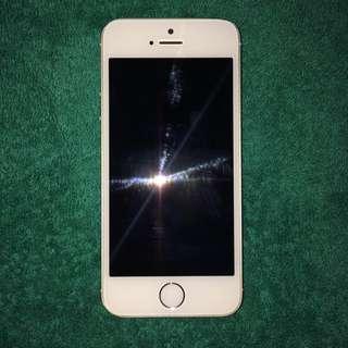 iPhone 5s 16GB Factory Unlocked FU