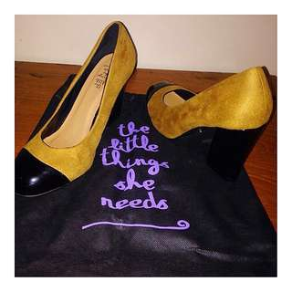 The Little Things She Needs Heels