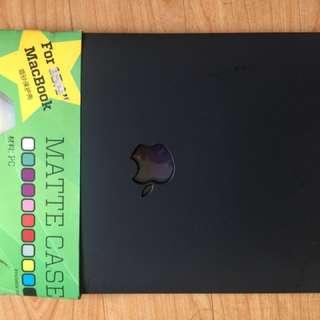 Macbook Matte Case (9x13)