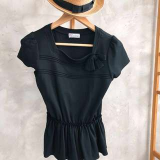 Red Valentino black top