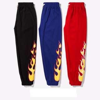 Flame Sweatpants