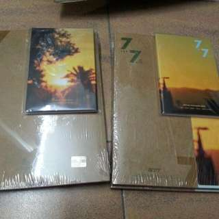 [Ready Stock] GOT7 7 FOR 7