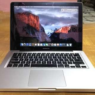 MacBook Pro 13 Core i5 MD101 Fullset