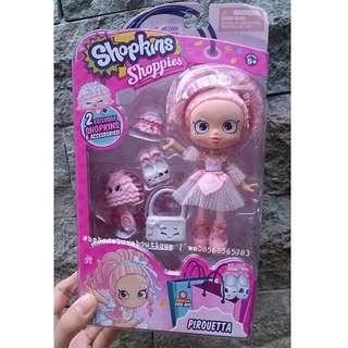 Shopkins Pirouetta Exclusive Doll