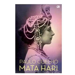 Ebook Mata Hari (The Spy) - Paulo Coelho