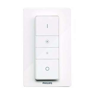 [IN-STOCK] Philips Hue Wireless Lighting Dimmer Switch - White