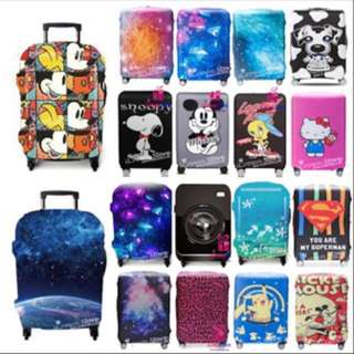 200+ Designs! Luggage Cover Protectors. @ Paya Lebar Warehouse Store