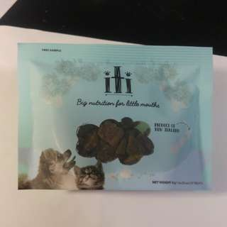 iti Hip and Joint Beef Jerky Treats for Dogs and Cats (40g)