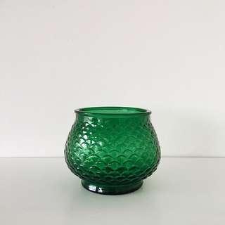 Vintage E.O. Brody Glass Vase/Planter