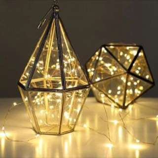 2M 20 Led copper FairyLight