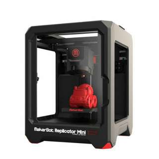MakerBot Replicator Mini With Free MakerBot Digitizer Scanner
