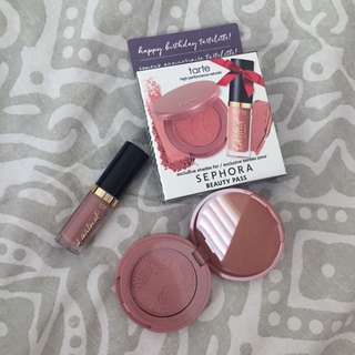 BN TARTE MAKEUP SET