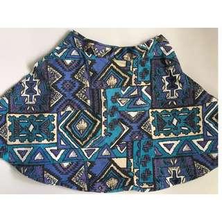 MinkPink Denim Skirt (Size: XS)
