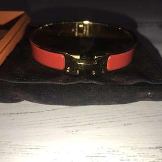 Hermes bracelet medium