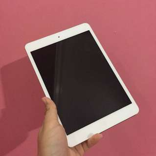 iPad mini Wifi 16 gb silver