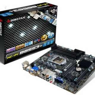 Biostar b85m s3+ motherboard 1150 socket