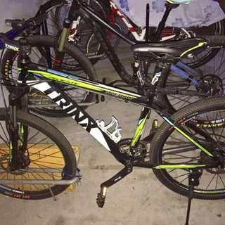Trinx bicycle 26er 3x9 speed