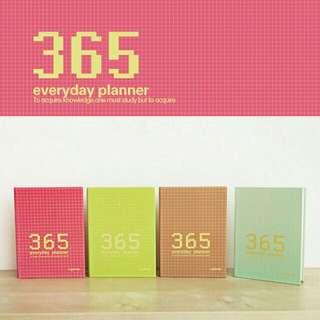 365 Days Planner (preorder)