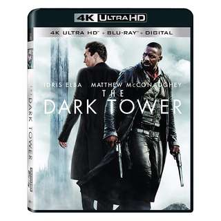 🎁 Festive Season Sales: 🆕 The Dark Tower 4K UHD + Blu Ray 📦