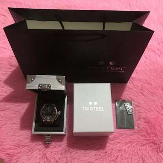TW STEEL WATCH FOR MEN