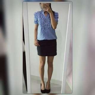 💟 S Size 1 Piece OL Dress~