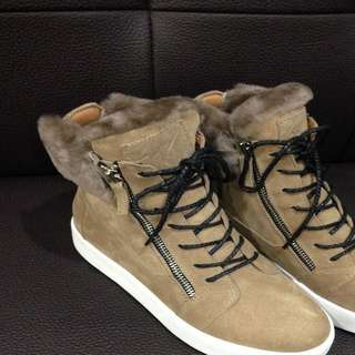 🚚 Snow Boots(高質感)絨毛厚底休閒鞋 無內增高