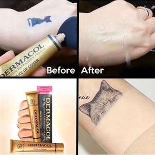 🌹 Dermacol Makeup Cover