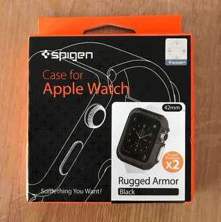 Original Spigen Apple Watch Protector - Series 1