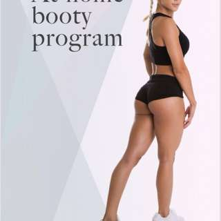 Tammy Hembow Home Booty Workout