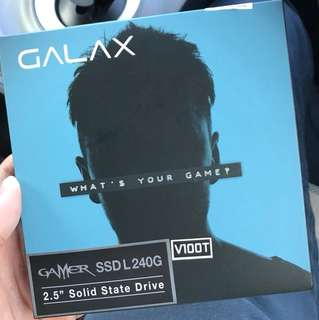 GALAX Gamer SSD 256GB
