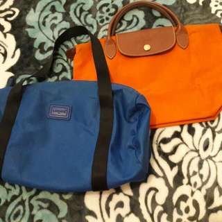 Lacoste And Longchamp Bag TAKE ALL