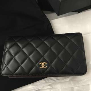 Authentic chanel wallet with receipt from Chanel Chadstone