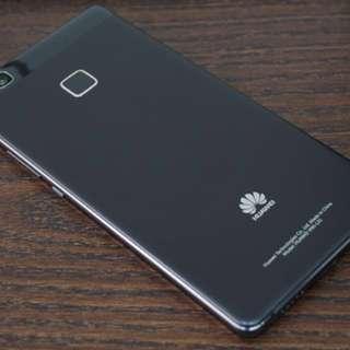 Huawei P9Lite - Black  Internal 16GB+External 32GB