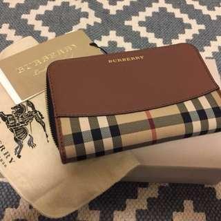 New! Burberry Women Wallet (完美聖誕禮物)