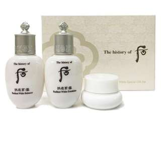 Skin Whitening - THE HISTORY of WHOO