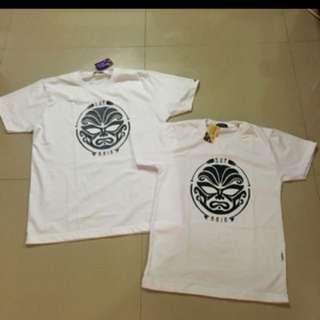 HAIK logo print t shirt
