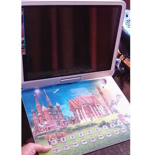 Portable DVD 22.8 inch