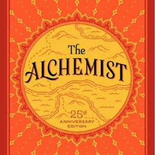 FREE The Alchemist by Paolo Coelho