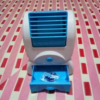 Mini Fan and Aircon/Cooler