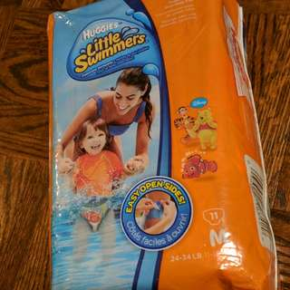 Brand New pack of Huggies Little Swimmers