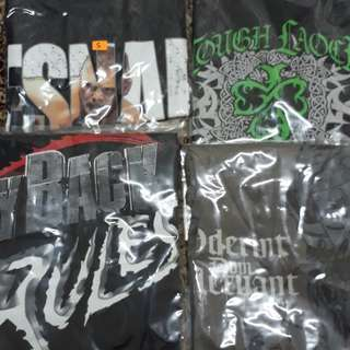 WWE WWF TSHIRT SIZE S