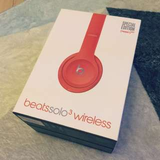 [christmas special price] beats solo 3 wireless