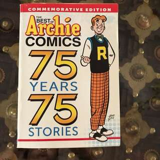 Archie comics 75 years