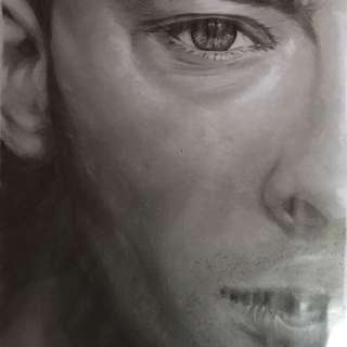 Handmade Ready Thom Yorke Portraits