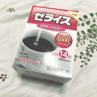 吉利丁粉 日本製