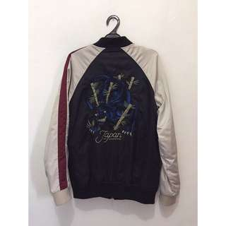 BOMBER JACKET COTTON ON LIMITED EDITION