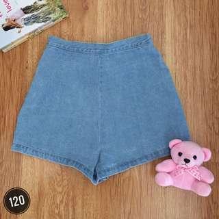 🌺 korean highwaist short